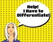 differentiation 3
