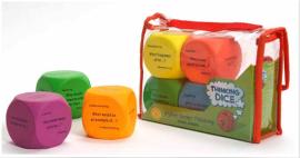 thinking dice