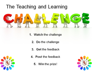 T&L Challenge video