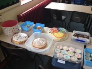 maths cakes 3
